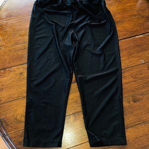 Torrid Black workout pants